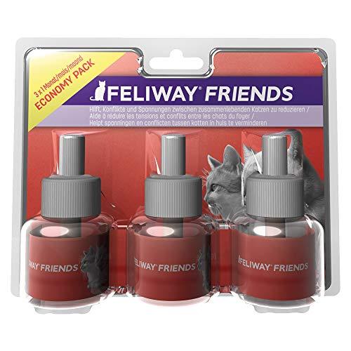FELIWAY FRIENDS Vorteilspack 3x30 Tage Nachfüllflakon