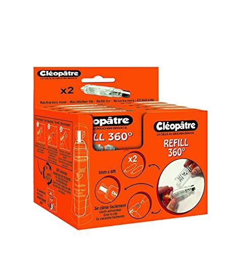 E360REFILLX2X12 - Lote de 12 cajas de 2 recambios Refill para Effac'Tinta 360°