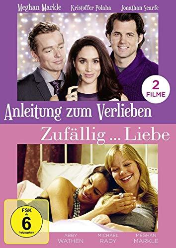 Doppelpack: Anleitung zum Verlieben / Zufällig … Liebe [2 DVDs]