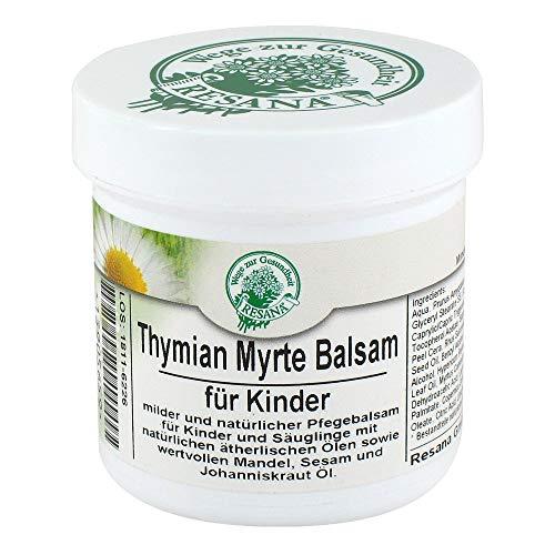 THYMIAN MYRTE Balsam für Kinder Resana 100 ml Creme