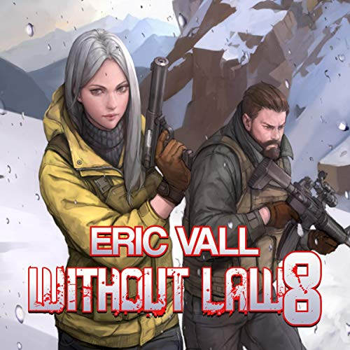 Without Law 8 cover art