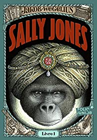 Sally Jones, Livre 1 par Jakob Wegelius