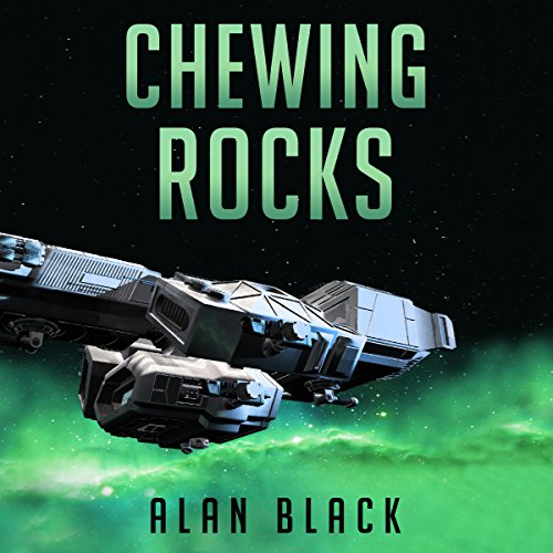 Chewing Rocks audiobook cover art