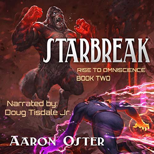 Starbreak audiobook cover art