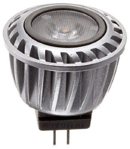 Müller-Licht LED Reflektor MR11 2.5 W 12 V GU4 80 lm 20 3000K Energieeffizienzklasse A 56026