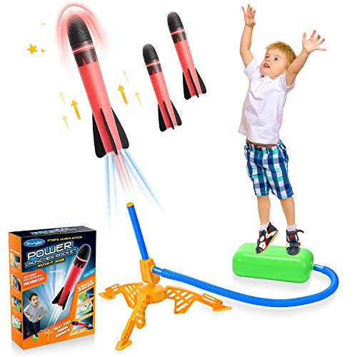 Dreamingbox Toys for 4 5 6 7 8 9 Year Old Boys Girls, Stomp Toy Rockets...