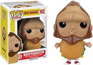 Funko POP Animation: Bob's Burgers - Beefsquatch Action Figure