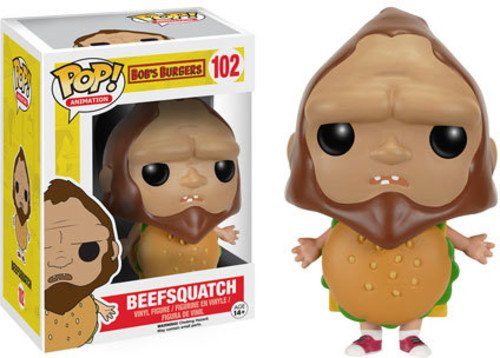 POP! Vinilo - Bobs Burgers: Beefsquatch