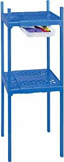 Its Academic Adjustable Double Locker Shelf- Blue