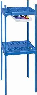 Its Academic Adjustable Double Locker Shelf- Blue