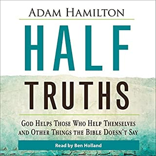 Half Truths audiobook cover art