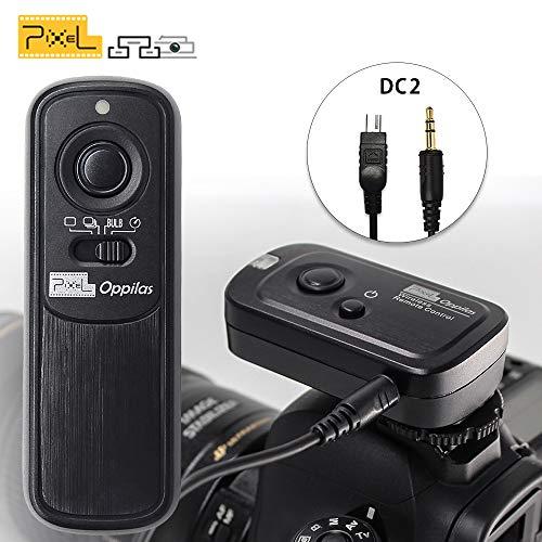 Pixel RW-221 DC2 Wireless otturatore rilascio telecomando per fotocamera Nikon Digital SLR D750 D610 D600 D5500 D5300 D5200 D5100 D5000 D3300 D3200 D3