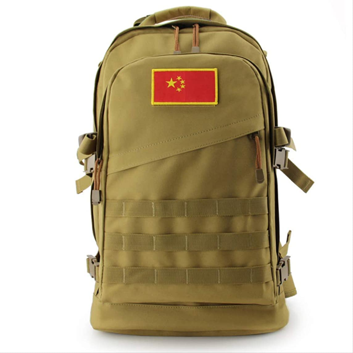Camping backpackOutdoor 5 Color Unisex Military Army Tactical Backpack Waterproof Travel Rucksack For Camping Hiking Trekking Camouflage Bag Type C