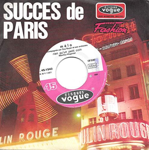 Si Seulement Tu M'aimais / Rien Qu'un Petit Coin [Vinyle 45 Tours 7