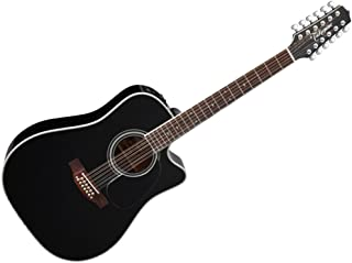 Best Takamine EF381SC 12-String Dreadnought Acoustic-Electric Guitar with Hard Case Review