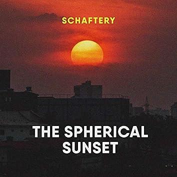 The Spherical Sunset