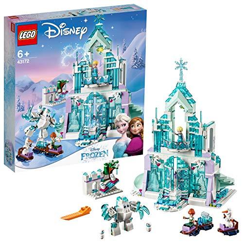Lego Disney Princess 43172 Palacio mágico de...