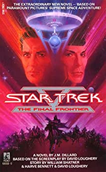 Star Trek V: The Final Frontier (Star Trek: The Original Series) by [J.M. Dillard]