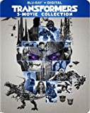 Transformers: 5-Movie Collection Exclusive SteelBook (Blu-ray+DVD+Digital)