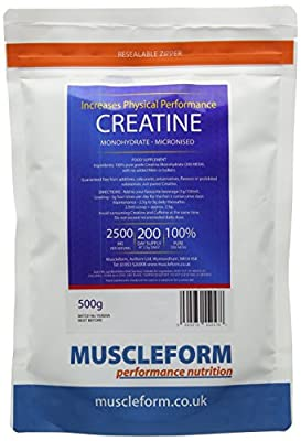 MICROPURE CREATINE Monohydrate by Muscleform