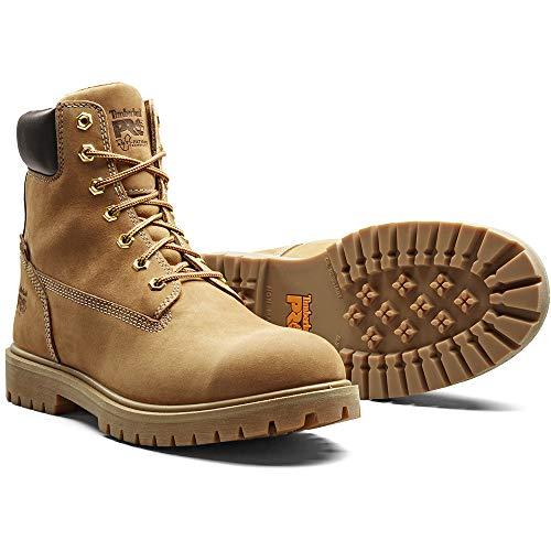 Timberland PRO Schuh ICON Sicherheitsschuh Stiefel S3 EN ISO 20345 (42 EU, Wheat)