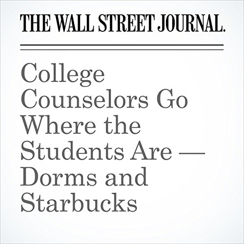 College Counselors Go Where the Students Are — Dorms and Starbucks copertina