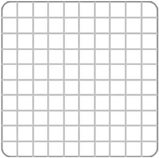 Healifty - Bloques de Estampado acrílico Transparente con cuadrícula y Herramientas Esenciales de Estampado para álbumes de Recortes y Manualidades