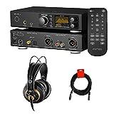 RME ADI-2 DAC FS PCM/DSD 768 kHz Signal Converter with AKG K240 Studio Pro Headphones & XL...