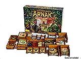 docsmagic.de Organizer Insert for Lost Ruins of Arnak Box - Encarte