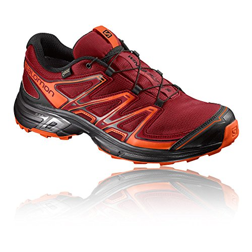 Salomon Wings Flyte 2 Gore-Tex Scarpe da Trail Corsa - SS17-41.3