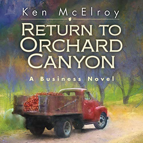 Return to Orchard Canyon cover art