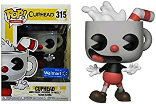 Pop juegos: cuphead–cuphead derrame de leche (Walmart exclusivo)