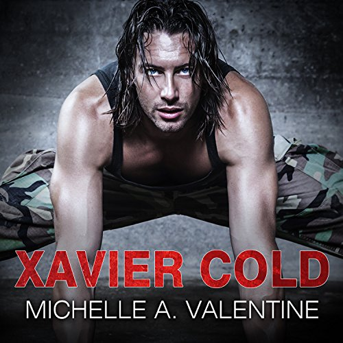 Xavier Cold audiobook cover art