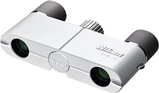 Nikon Binoculars Yu 4X10D White- International Version