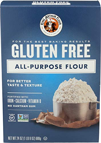 King Arthur Flour Multipurpose Flour, Gluten Free, 24-ounces