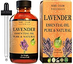 Mary Tylor Naturals Organic Lavender Essential Oil