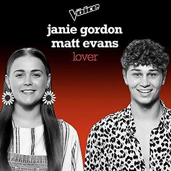 Lover (The Voice Australia 2020 Performance / Live)