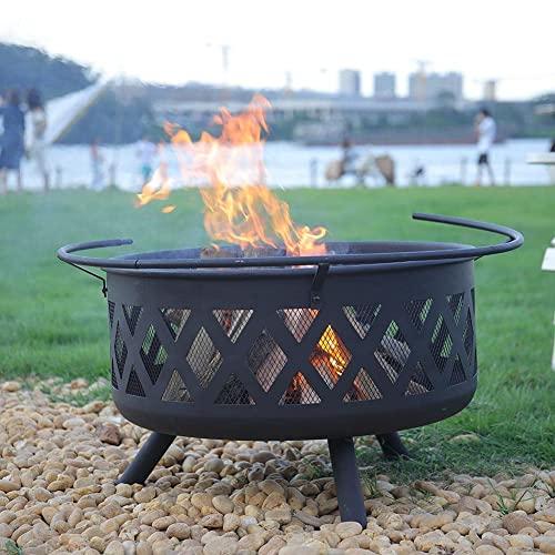 DTDD Gartenfeuerstelle mit BBQ...