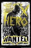 Batman v Superman - Fear The Bat Poster Print (55,88 x