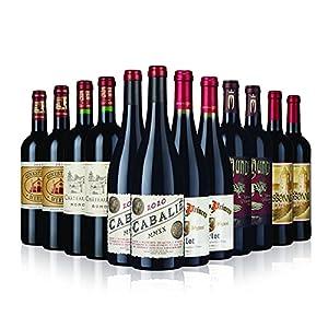 French Red Wine Mix - 12 Bottles (75cl) - Laithwaites Wine