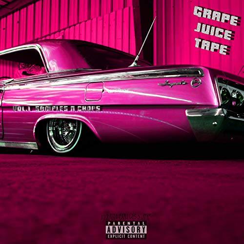 Grape Juice Tape Vol.1 [Explicit]
