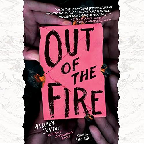 Couverture de Out of the Fire