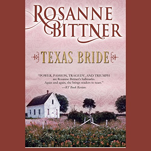 Texas Bride audiobook cover art