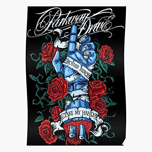 Band Gaspol 04 Drive Metal Parkway Home Decor Wall Art Print Poster !