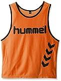 Hummel Fundamental Training - Camiseta de entrenamiento para niños, color neon orange, talla 8/128