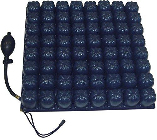Cuscino antidecubito per carrozzina a bolle d\'aria 46x40x6 cm KOMET AIR 1
