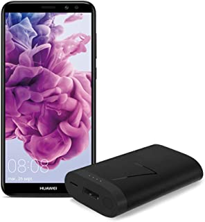 "Huawei Mate 10 Lite - Pack de Power Bank (6700mAh) y smartphone de 5.9"" (Octa-Core Kirin 659, RAM de 4 GB, 64 GB de memoria, cámara de 16 MP, Android 8.0) Negro [Exclusivo Amazon]"