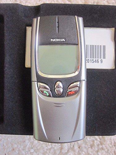 NOKIA 8850 SILVER MOBILE PHONE UNLOCKED & SIMFREE FULLY REFURBISHED