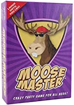 Moose Master - Party Card Game