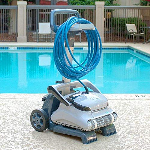 Key Features of the Dolphin C5 Robotic Pool Cleaner